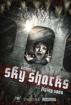 Big skysharks poster