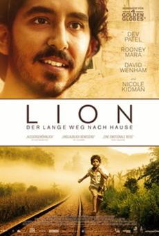 Big lion der lange weg nach hause 2016 filmplakat rcm236x336u