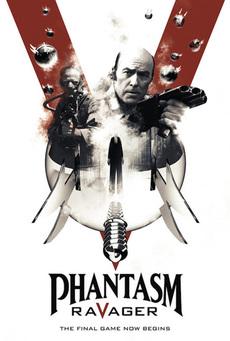 Big phantasm ravager poster