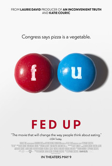 Big fed up poster