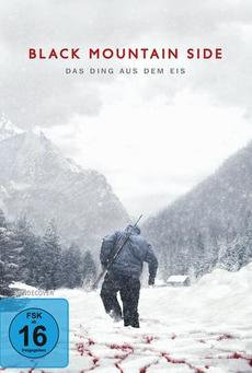 Big black mountain side poster