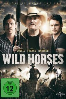 Big wild horses