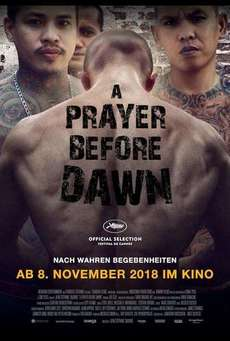 Big a prayer before dawn plakat 01
