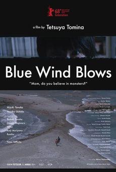 Big blue wind blows poster f7ac3