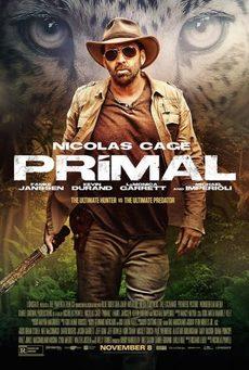 Big primal poster nicolas cage 405x600