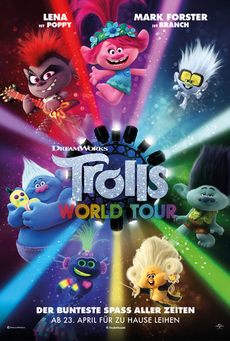 Big trolls plakat