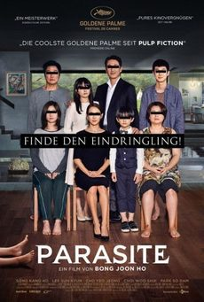 Big parasite poster