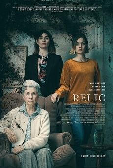 Big relic poster