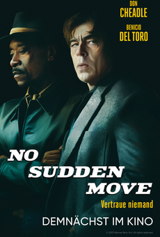 Big no sudden move poster 2021
