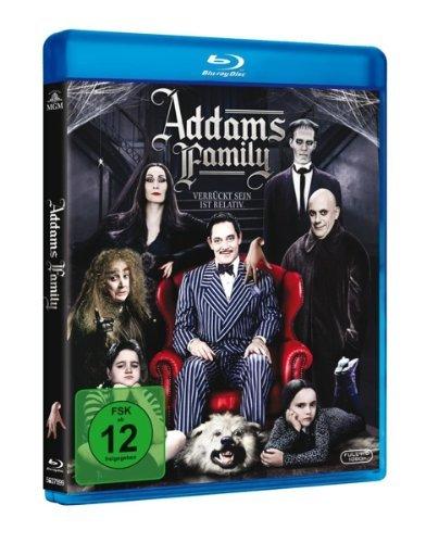 """Gewinnspiel: Gewinne eine DVD oder BD zum Grusel-Familien-Klassiker """"Die Addams Family"""""""
