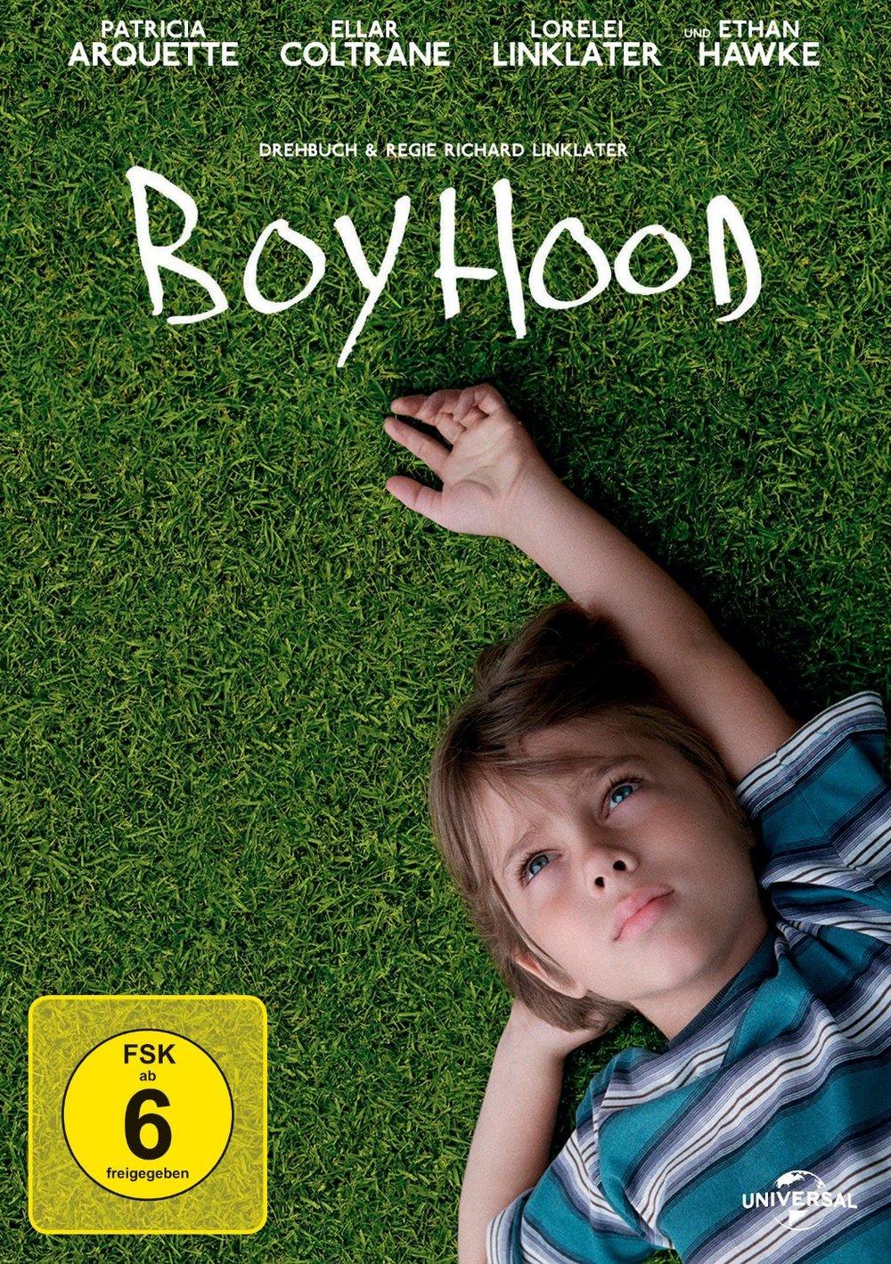 """Gewinnspiel: Gewinne eine DVD und den Soundtrack zum zauberhaften """"Boyhood"""""""