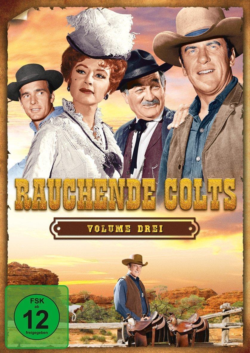 """Gewinnspiel: Gewinne eine DVD zur Kult-Western-Serie """"Rauchende Colts"""" - Volume Drei"""
