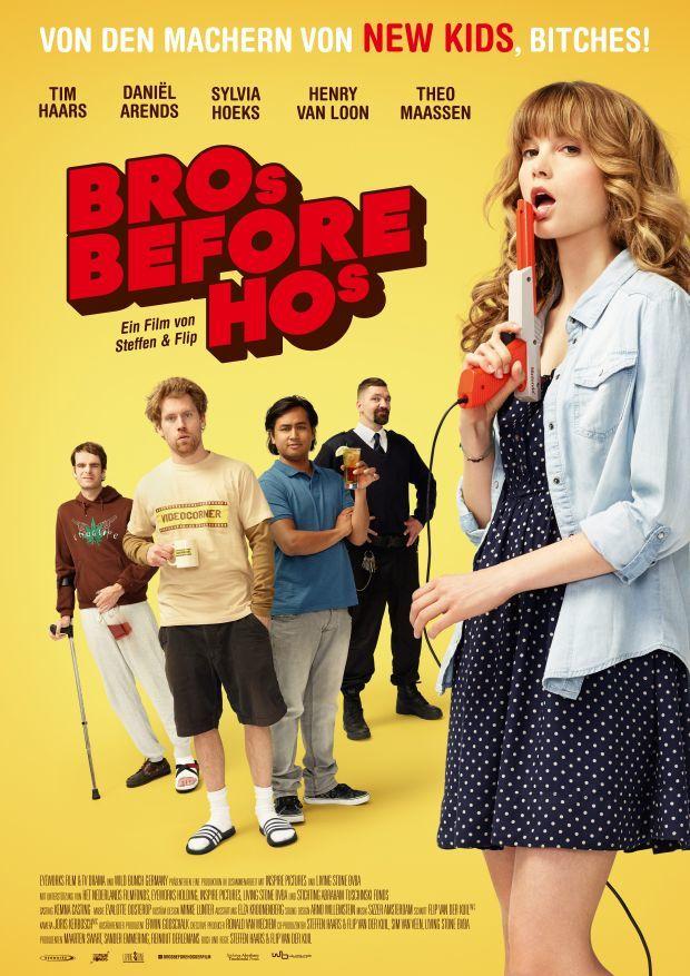"""Gewinnspiel: Gewinne eine DVD zur Bad-Taste-Komödie """"Bros Before Hos"""""""