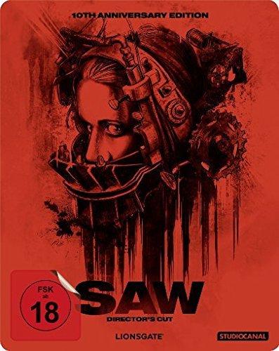 """Gewinnspiel: Gewinne eine """"SAW"""" - 10th Anniversary - Steelbook Blu-Ray"""