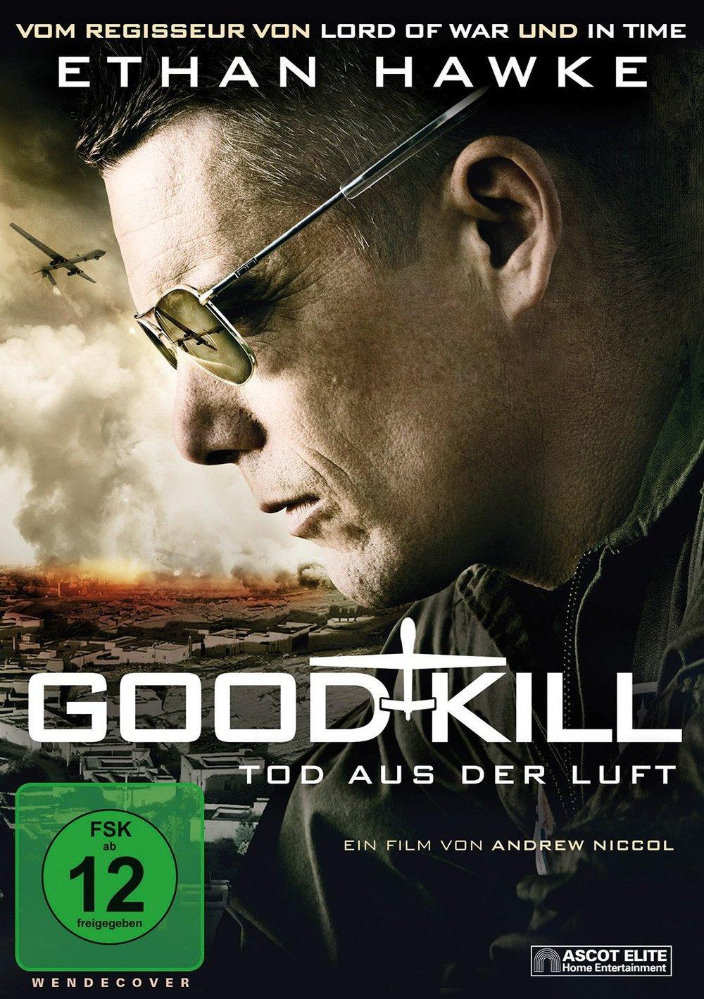 """Gewinnspiel: Gewinne eine DVD oder BD  zum spannenden Kriegs-Drama """"Good Kill"""""""