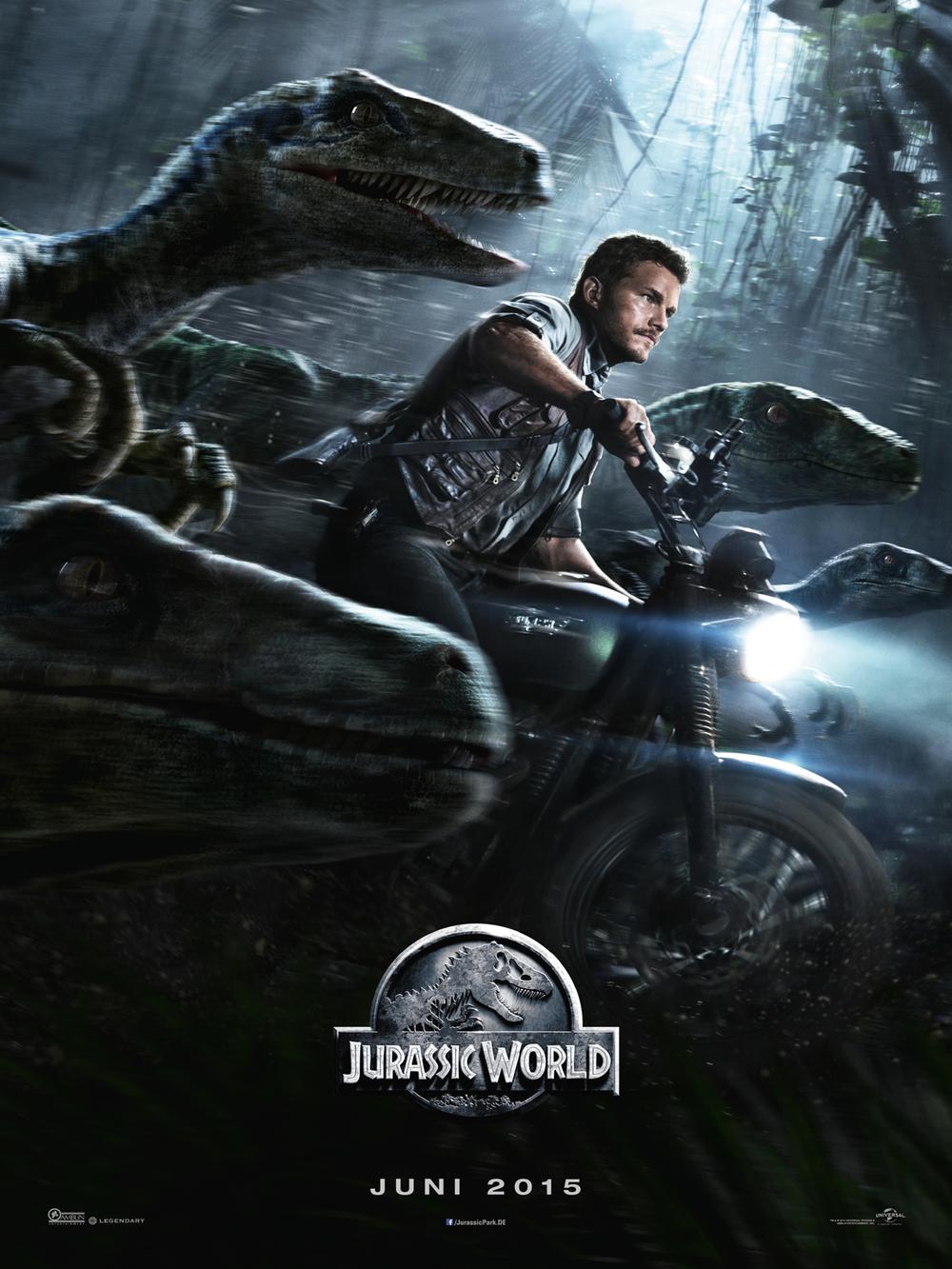 """Gewinnspiel: Gewinne ein Fan-Paket zur Blockbuster-Fortsetzung """"Jurassic World"""""""
