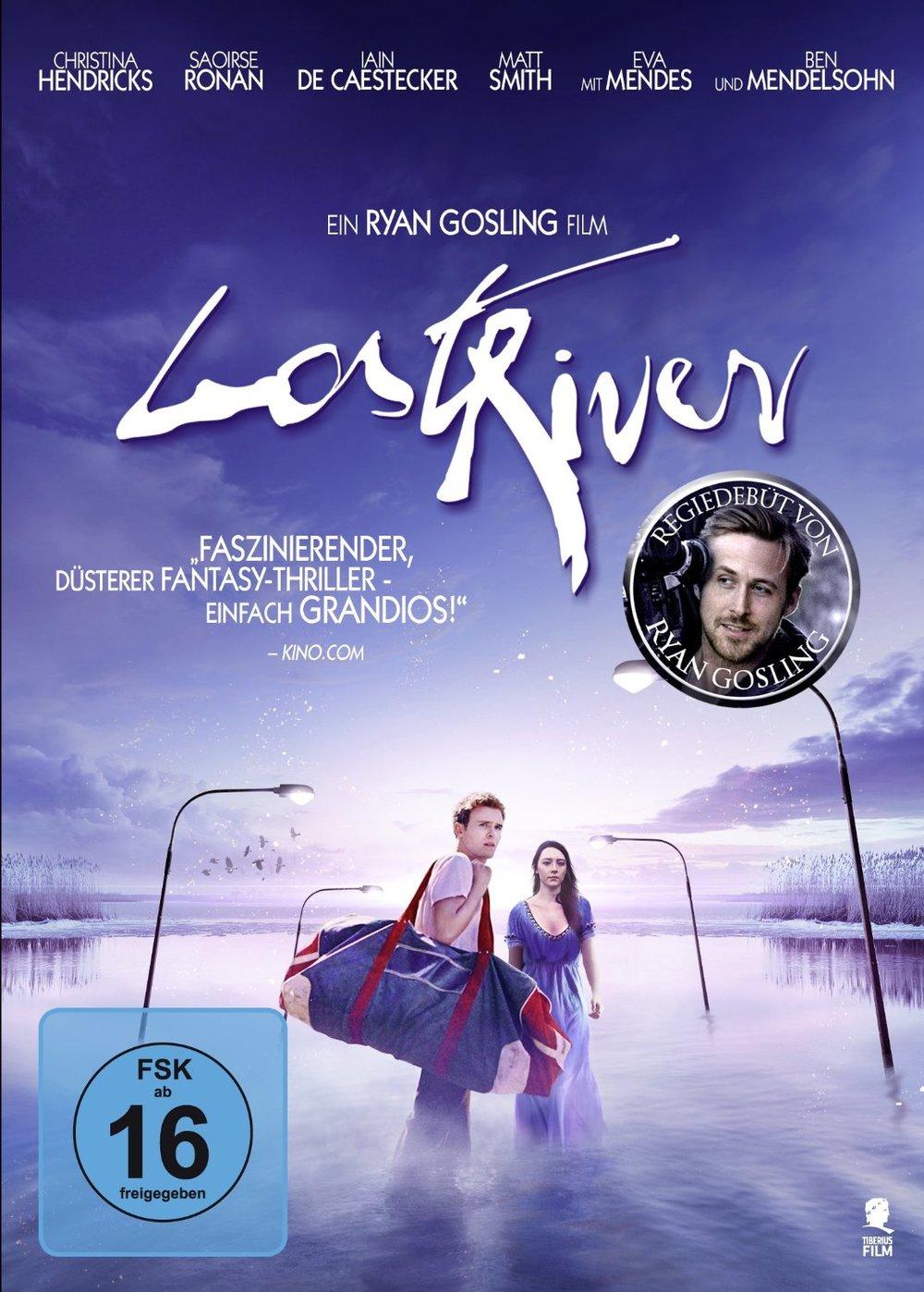 """Gewinnspiel: Gewinnt eine DVD oder Blu-ray zu Ryan Goslings """"Lost River"""""""