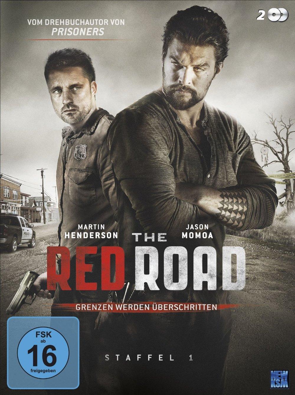 """Gewinnspiel: Gewinnt eine DVD oder BD zur Drama-Serie """"The Red Road"""" Staffel 1"""
