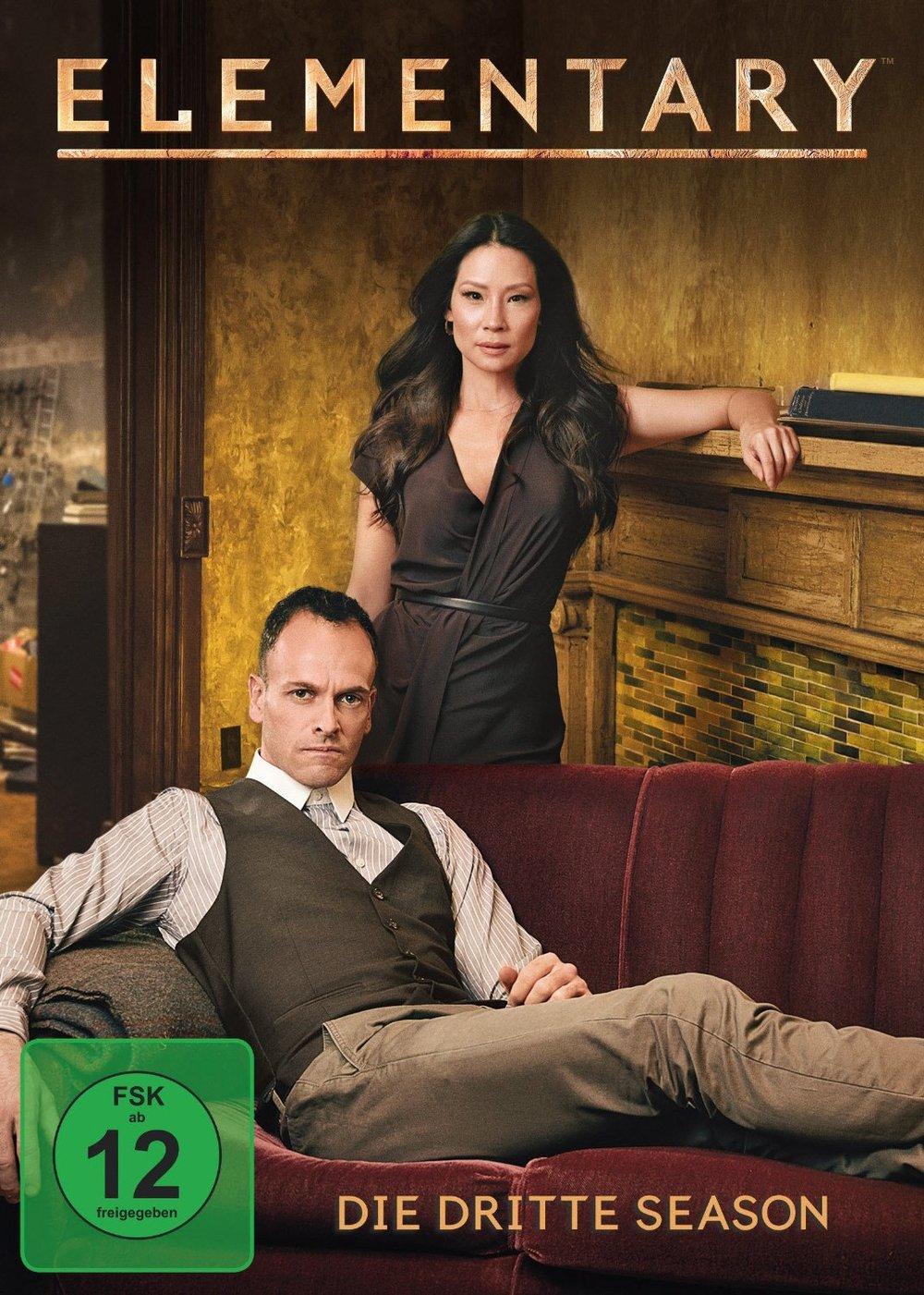 """Gewinnt eine DVD zur dritten Staffel der Krimi-Serie """"Elementary"""""""