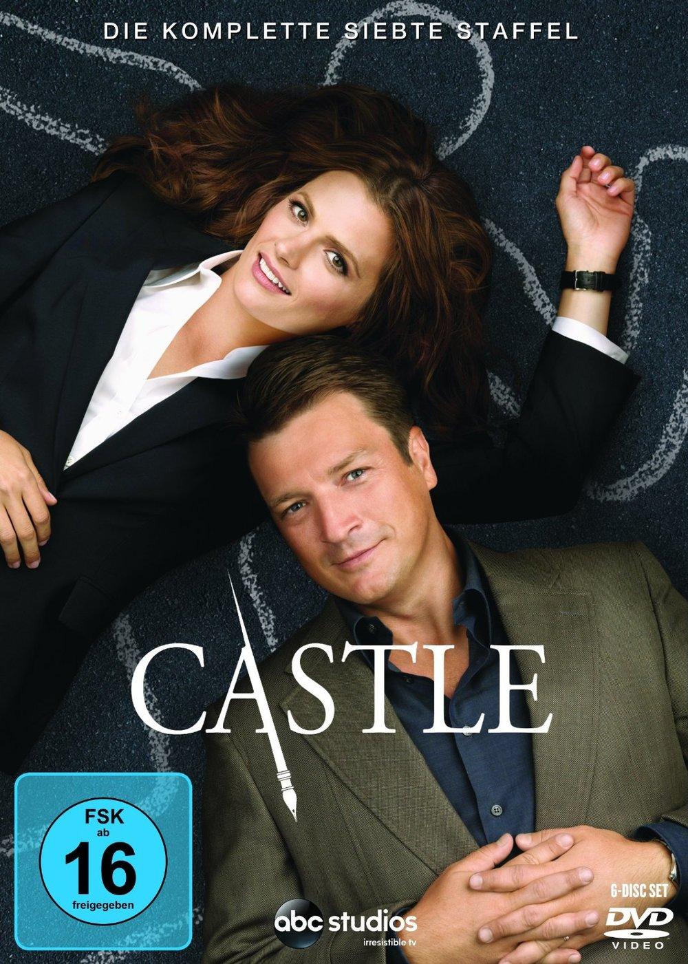"""Gewinnt eine DVD zur siebten Staffel der Erfolgsserie """"Castle"""""""