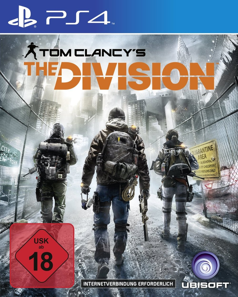 Gewinnt ein Fanpaket zur Videospielveröffentlichung von 'The Division'