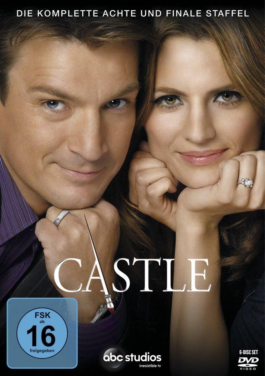 """Ein Abschiedsgeschenk: Gewinnt die finale Staffel der Kultserie """"Castle"""" auf DVD"""