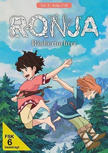 """Studio Ghibli trifft auf Astrid Lindgren: Gewinnt Vol. 2 von """"Ronja Räubertochter"""" auf DVD"""