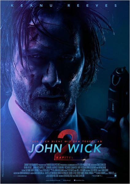 """Gewinnt zum Kinostart der Action-Fortsetzung """"John Wick: Kapitel 2"""" mit Keanu Reeves ein Fan-Paket"""