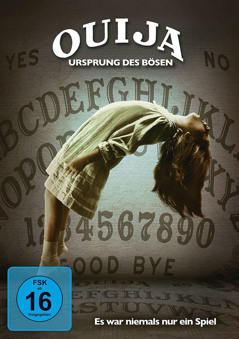 """Gewinnt zum Heimkinostart von """"Ouija 2: Ursprung des Bösen"""" ein Fan-Paket"""