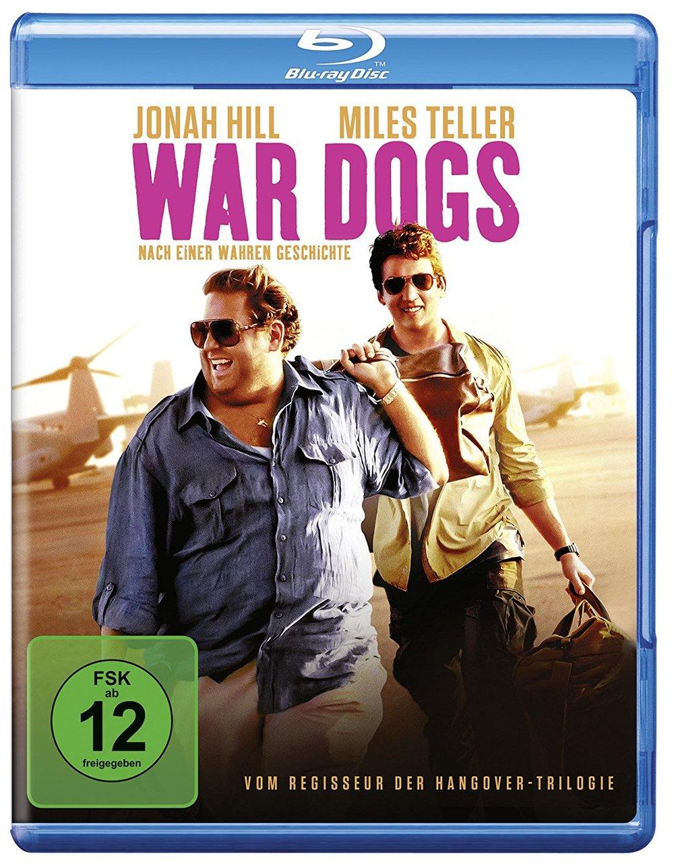 """Gewinnt eine BD zur fantastischen wie unglaublichen Geschichte von """"War Dogs"""""""