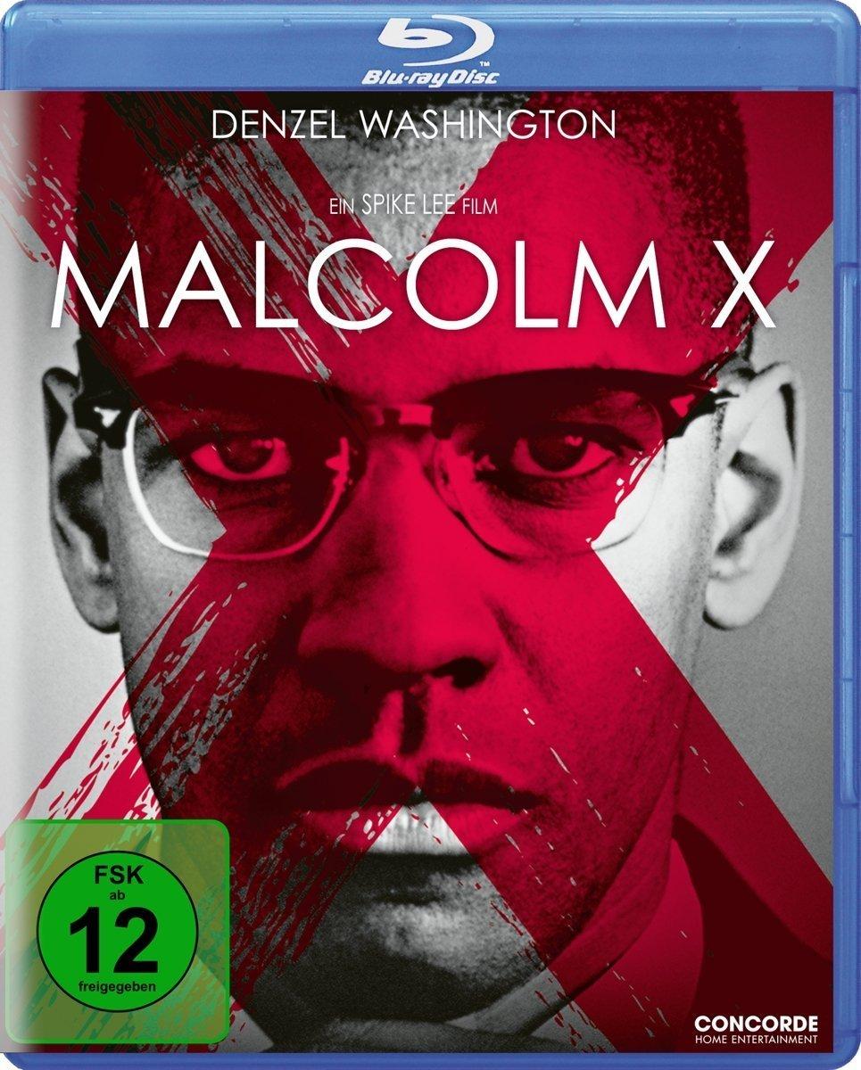 """Wir verlosen """"Malcolm X"""" mit Denzel Washington auf Blu-ray"""