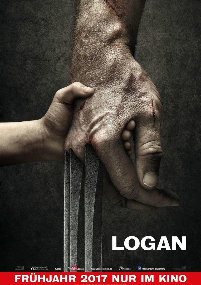 """Gewinnt zum Kinostart des neuen Marvel-Abenteuers """"Logan - The Wolverine"""" ein Fan-Paket"""