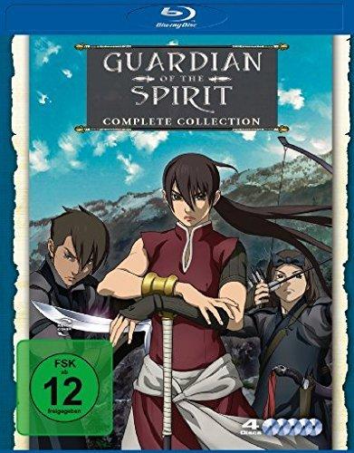 """Gewinnt eine BD-Box zum Anime-Kult """"Guardian of the Spirit - Complete Collection"""""""