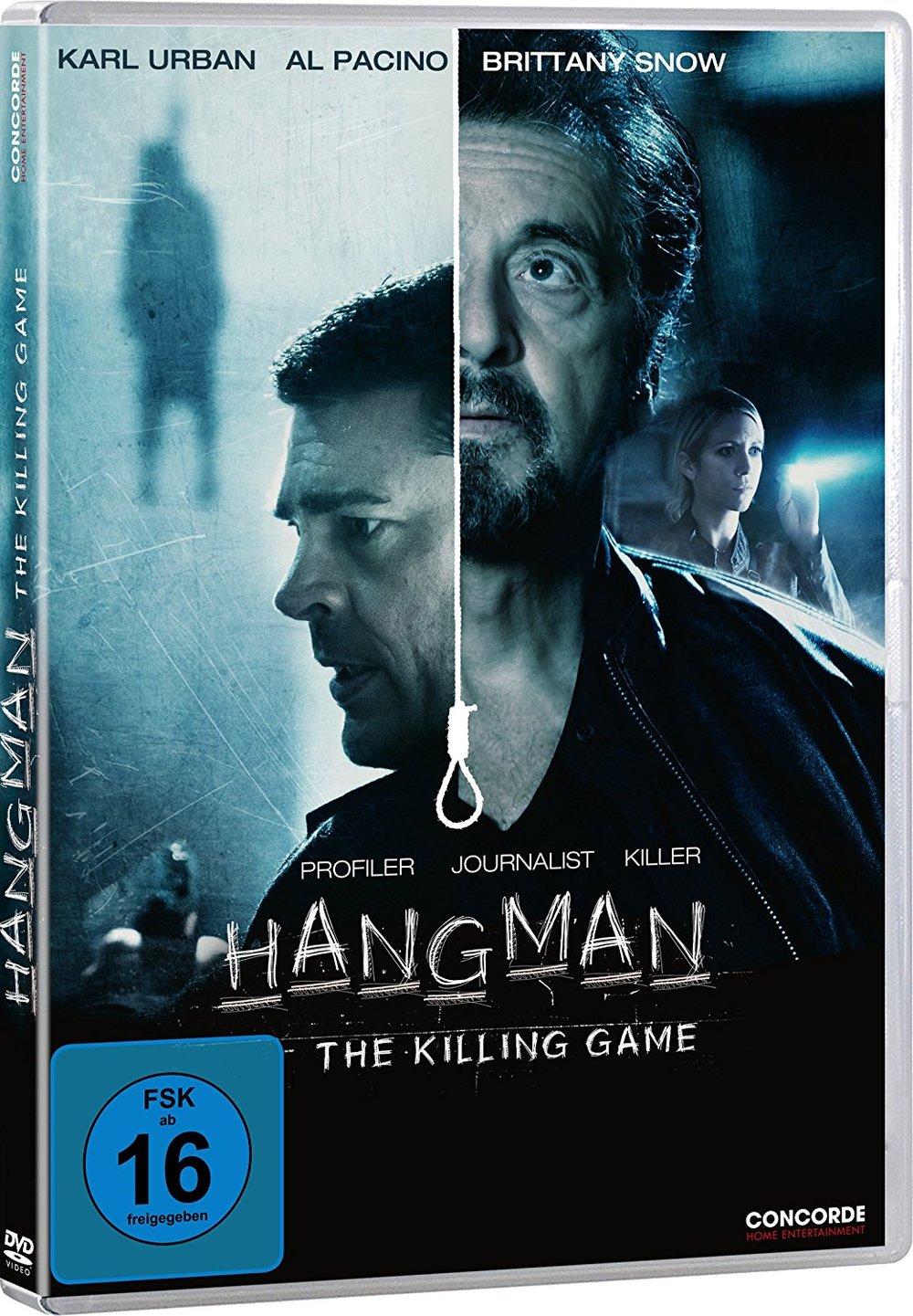 Hangman The Killing Game Teil 2