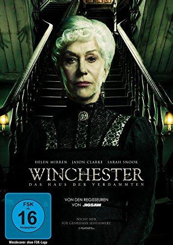 """Der Winchester Fluch: Wir verlosen den Mystery-Horror """"Winchester - Das Haus der Verdammten"""" auf DVD oder BD"""