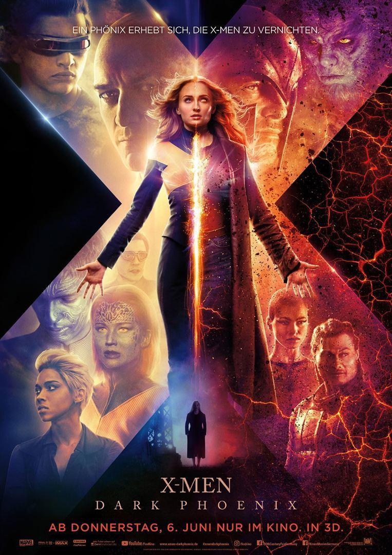 """Zum Kinostart von """"X-Men: Dark Phoenix"""" verlosen wir Fanpakete inkl. Freikarten"""