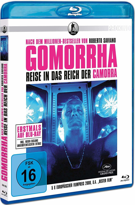 """Macht, Geld, Blut: Wir verlosen den Klassiker """"Gomorrha - Reise ins Reich der Camorra"""" - erstmals auf BD"""