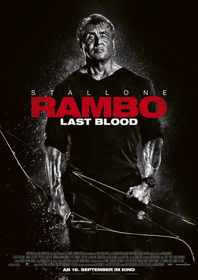 """Der Soldat wird zur Legende: Wir verlosen zum Start von """"Rambo: Last Blood"""" tolle Fan-Pakete"""