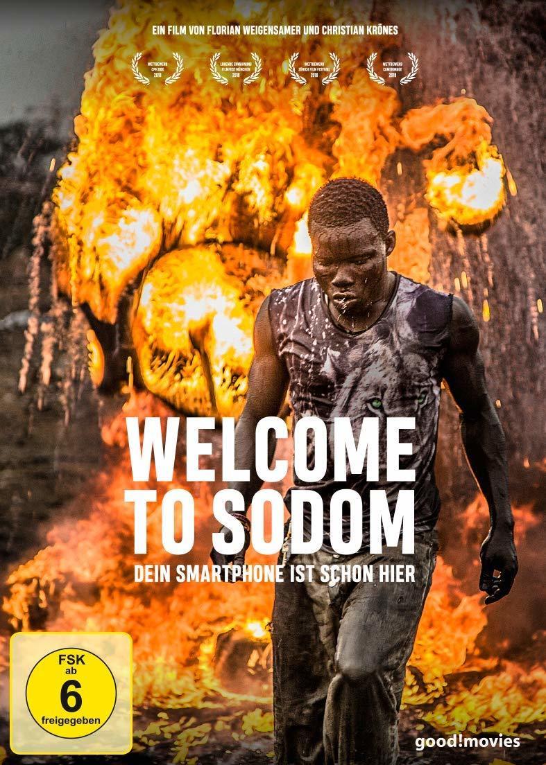 """Die größte Elektroschrottmüllhalde der Welt: Wir verlosen die wichtige Dokumentation """"Welcome to Sodom - Dein Smartphone ist schon hier"""" auf DVD oder BD"""