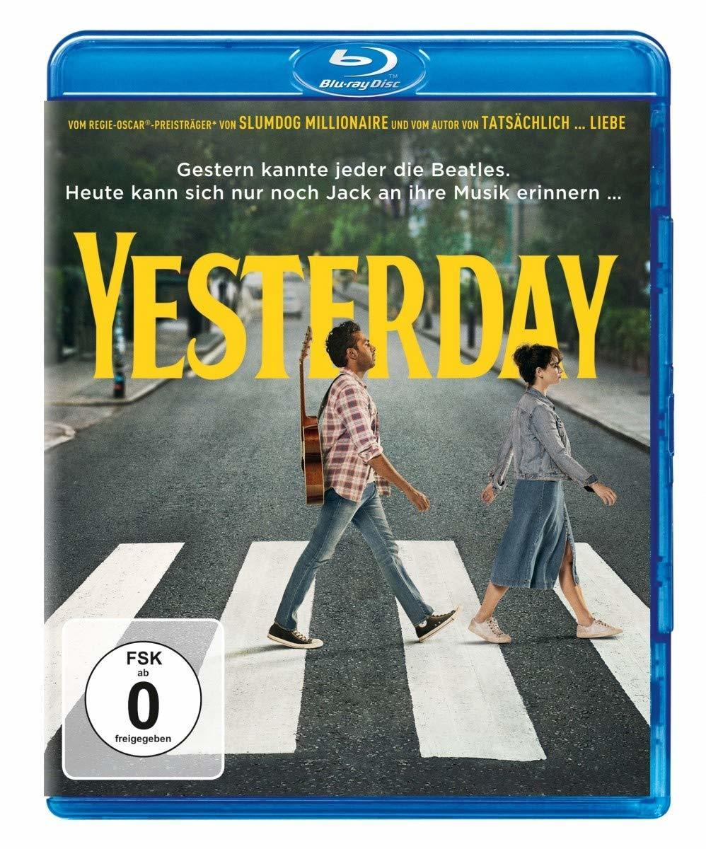 """Beatles-Fans aufgepasst: Wir verlosen """"Yesterday"""" auf BD"""