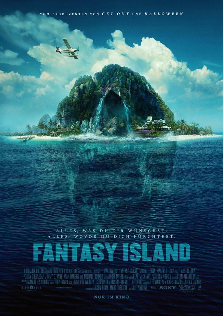 """Sommer, Sonne, Strand und Tod: Zum Kinostart des Abenteuer-Horrors """"Fantasy Island"""" verlosen wir ein tolles Fan-Paket"""