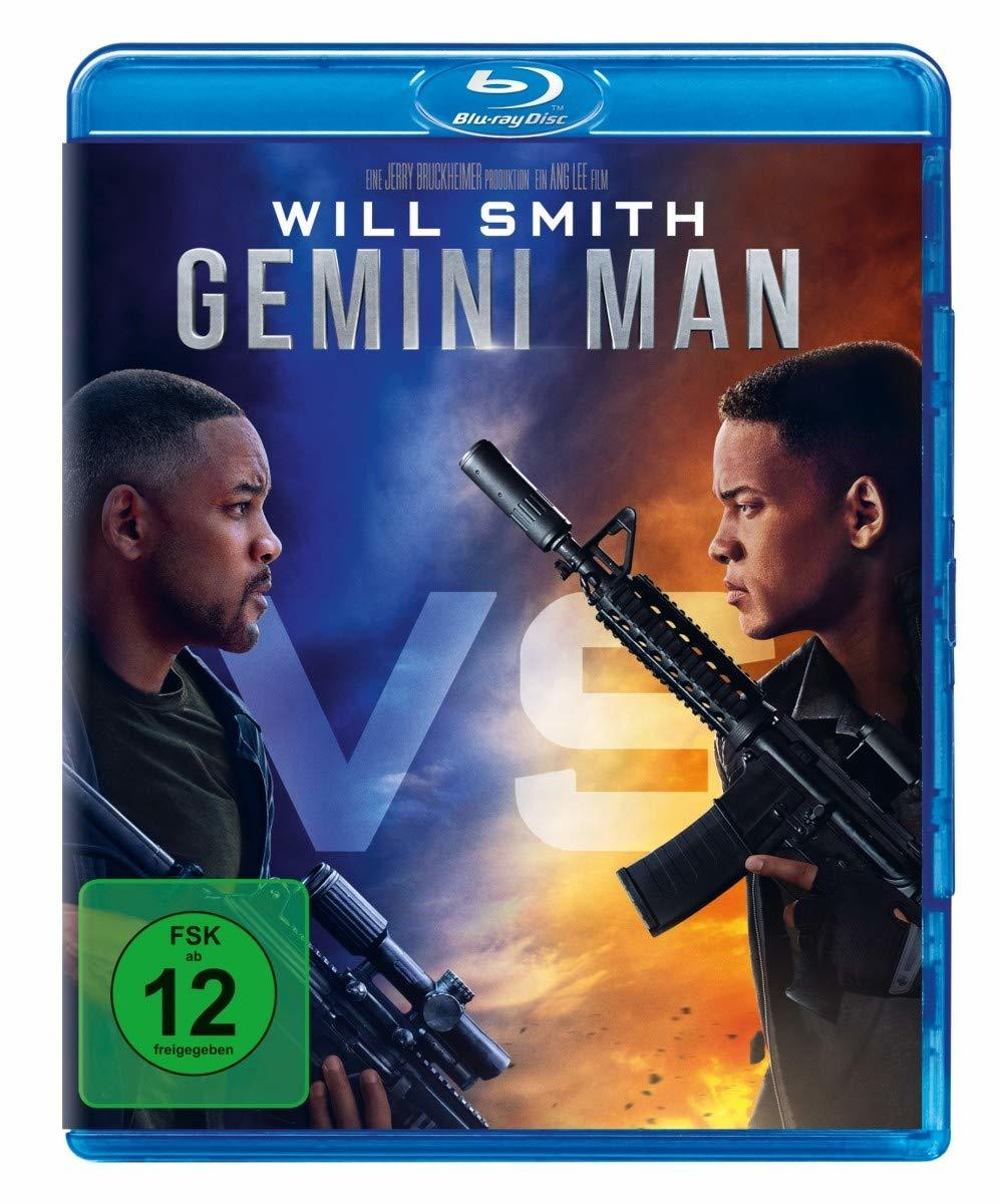 "Will Smith vs. Will Smith: Wir verlosen den Action-Thriller ""Gemini Man"" auf BD"