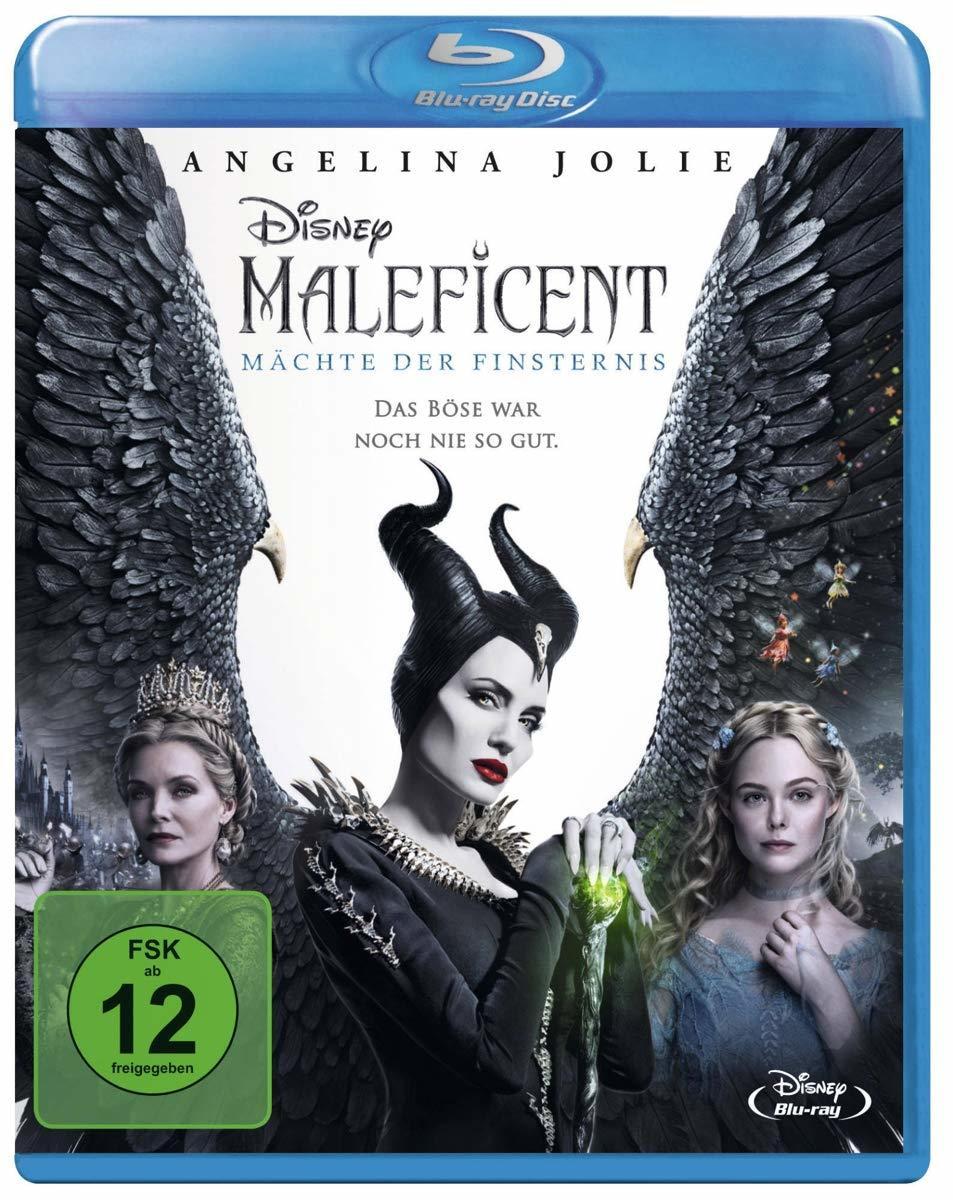 """Meisterin des Bösen: Zum digitalen Heimkinostart von """"Maleficent: Mächte der Finsternis"""" verlosen wir tolle Fan-Pakete"""