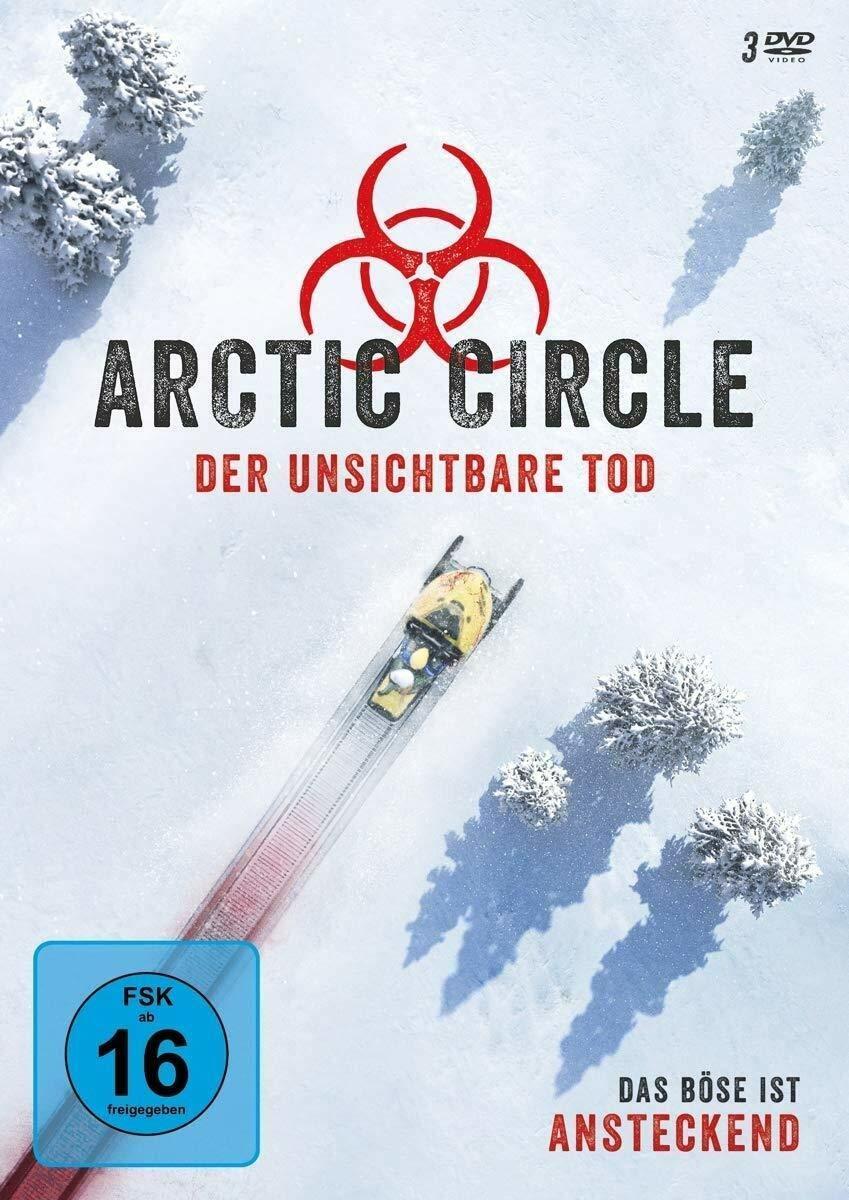 """Eiskalte Spannung: Wir verlosen die erste Staffel von """"Arctic Circle"""" auf DVD"""