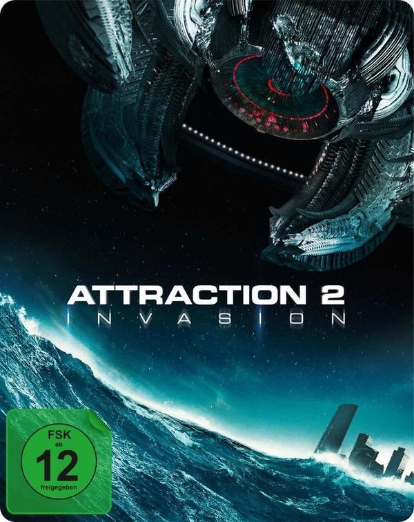 """Kampf der Welten: Wir verlosen den Sci-Fi-Film """"Attraction 2: Invasion"""" als Steelbook"""
