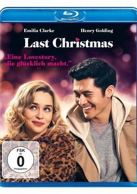 """Emilia Clarke verliebt sich an Weihnachten: Wir verlosen """"Last Christmas"""" auf BD"""