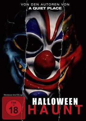 """Nix für Zartbesaitete: Wir verlosen den Horrorfilm """"Halloween Haunt"""" auf DVD und BD"""