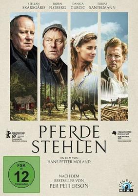 """Wir verlosen das Drama """"Pferde stehlen"""" mit Stellan Skarsgård auf DVD"""