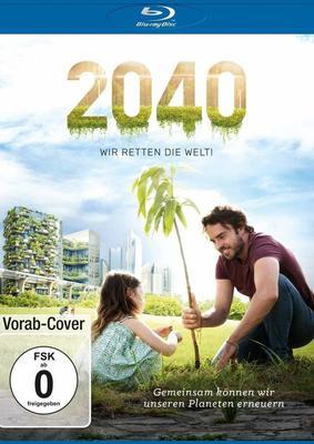 """Wir verlosen die Doku """"2040 - Wir retten die Welt!"""" auf BD mitsamt passendem Buch"""