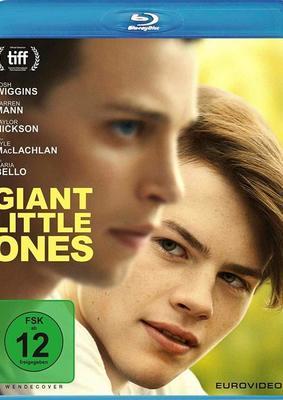 """Wir verlosen den Geheimtipp, das Drama """"Giant Little Ones"""", auf BD"""